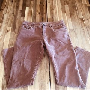 Loft fall Corduroy Pants